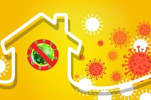 Comment stopper le covid-19 chez soi ? Maison et famille protégés du covid-19