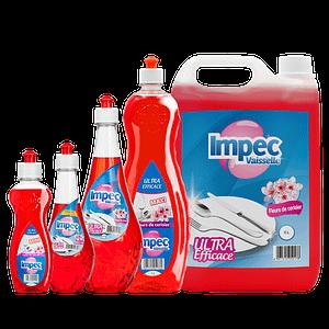 Liquide vaisselle Fleurs de cerisier IMPEC
