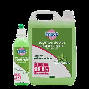 Solution liquide désinfectante IMPEC