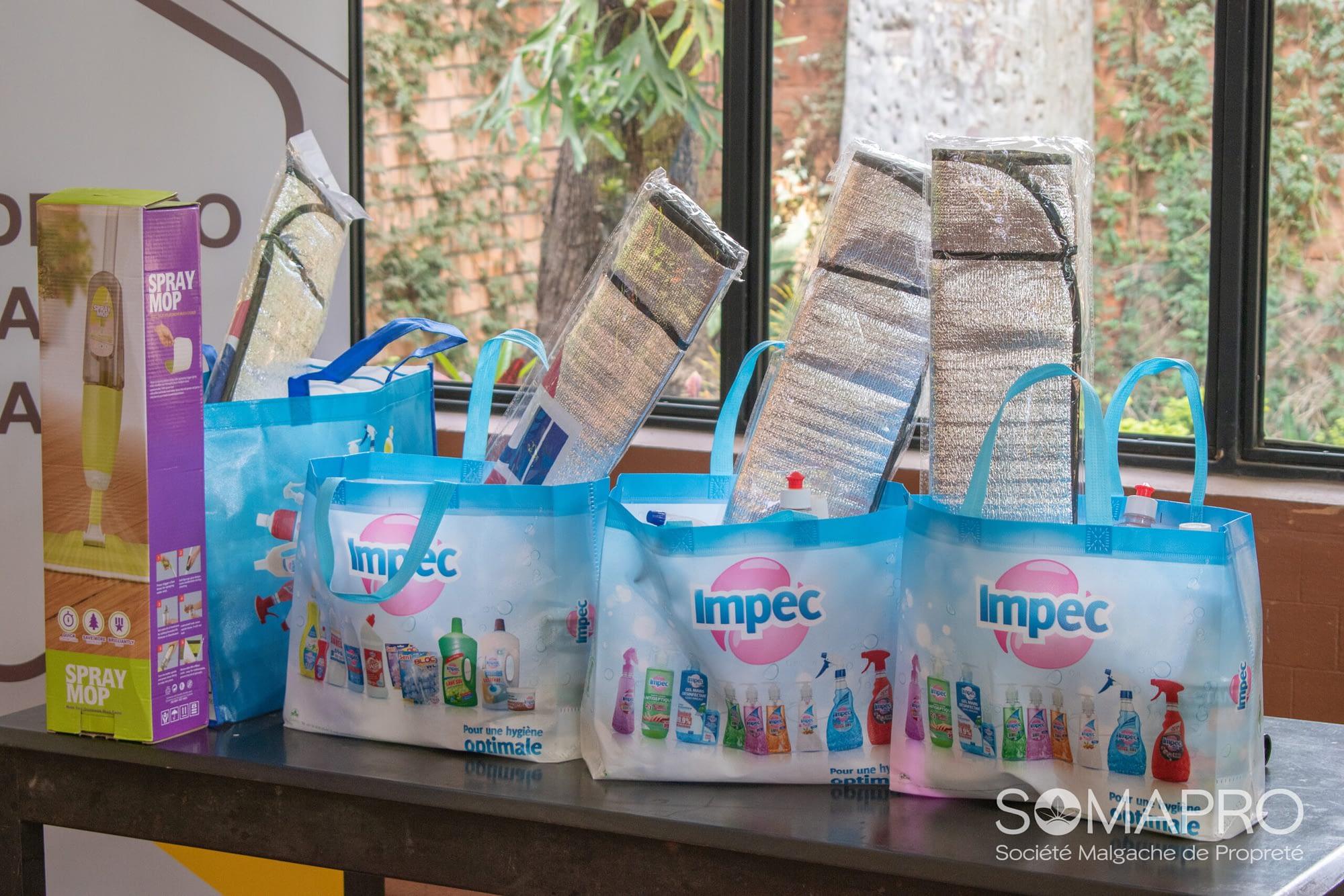 Cleaning Challenge de la fondation Terra : SOMAPRO parraine le concours !