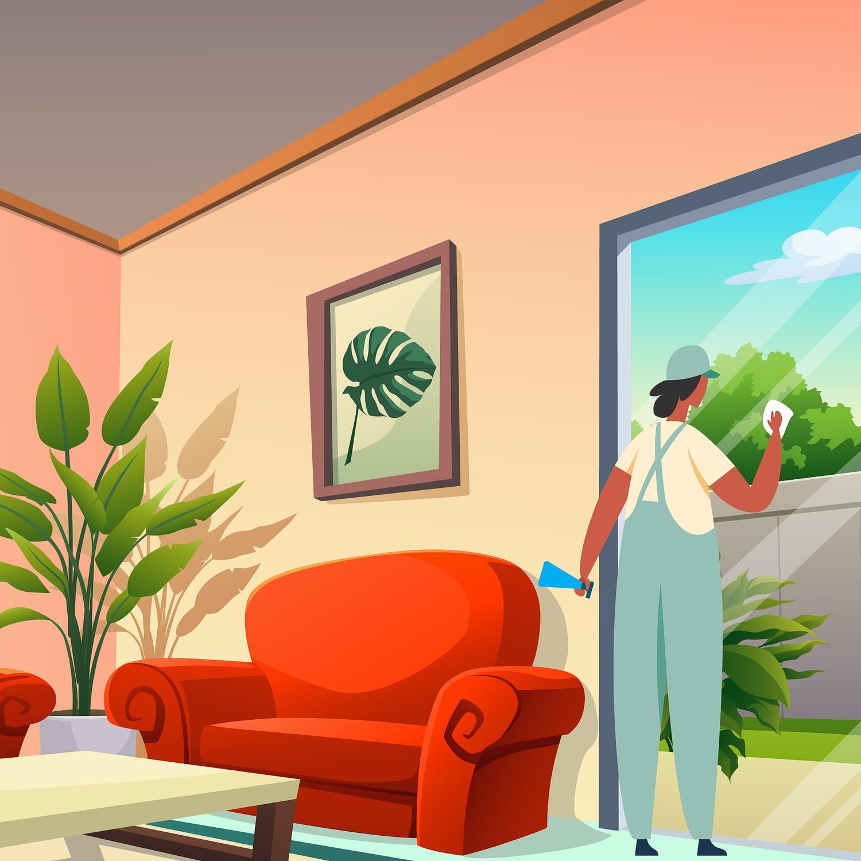 maison propre et bien rangee en 15 minutes contenu 01
